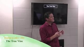 Studies in John - #94: The True Vine