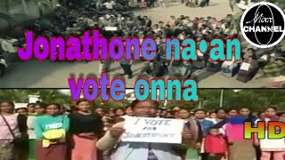 Wilamnager Jonathone Na•an Vote Onna Song (HD Video)