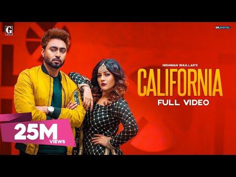 California Video : Nishawn Bhullar | Priya | Sukhe | Jass Manak | Satti Dhillon | GK | Geet MP3