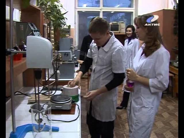 Ангарская молодежь выбирает науку