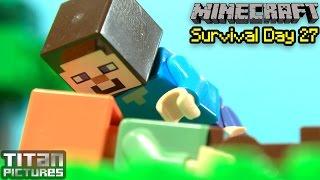 Lego Minecraft Survival 27