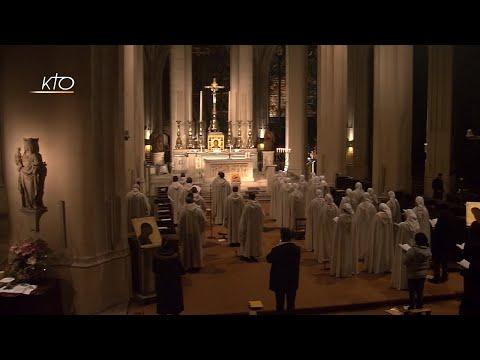 Vêpres et messe à St-Gervais du 28 décembre 2019