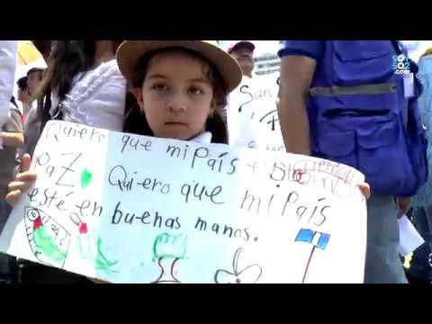 Por estas razones protestaron familias en el #PARO20S