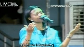 SCOAN 01/03/15: LET IT RAIN & EMMANUEL Praise Worship With Emmanuel TV Singer. Emmanuel TV