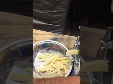Cortador Neumático de Verduras - pneumatic vegetable cutter