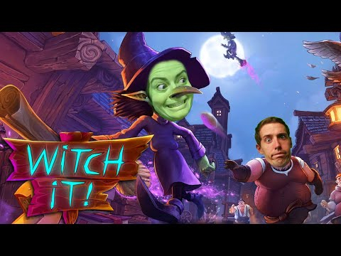 Hex Offenders - Witch It! Gameplay