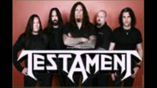 TESTAMENT - The sails of charon (SCORPIONS cover)