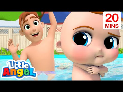 No No Swimming Song | +More Kids Songs & Nursery Rhymes Little Angel
