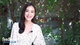 """""""พลอย"""" น้องสาวพระเอก MV Feedback จากอ้าย - เบลล์ นิภาดา"""