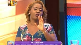 Talk Central: Kalekye Mumo One On One With Shix Kapienga (Part 4/4)