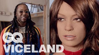 2 Chainz Checks Out the Most Expensivest Sex Dolls | Most Expensivest | VICELAND & GQ