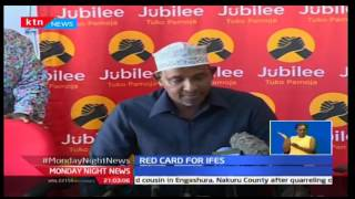 Monday Night News: Government accuses IFES illegal and aims to help Raila Odinga rig the elections