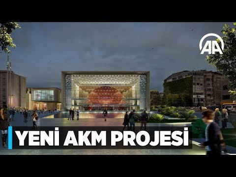 Yeni AKM Projesi