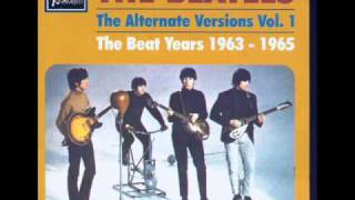 The Beatles - There's A Place (Take 1)