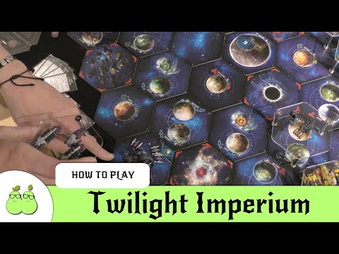 How to Play Twilight Imperium