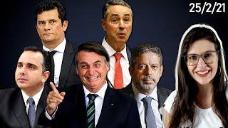 Presidente botando ordem, exposed canhota, pec da impunidade, Barroso barrosando e mais.