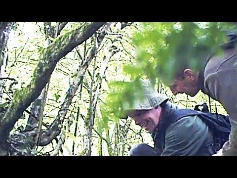 Anti-hunting 'investigators' caught on hidden camera
