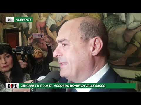 TG AMBIENTE AGENZIA DIRE SMOG E FOGNE, ITALIA DI NUOVO DEFERITA A CORTE UE