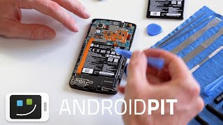 Replace Nexus 5 battery yourself | How-To