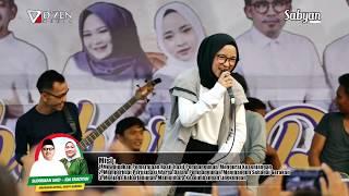 Gambar cover Deen Assalam (Lirik) - Sabyan Gambus Live Perfom Semarang