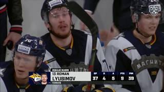Lyubimov scores off Vladimirov saucer