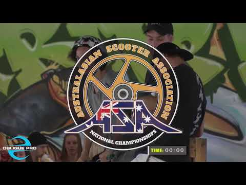 Jason Huff - ASA Australia Scooter Finals Open (Boys/Mens)