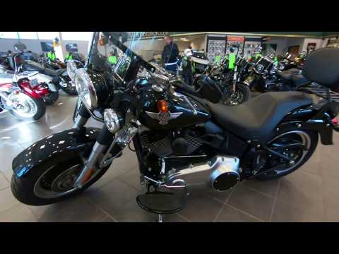 2010 Harley-Davidson Fat Boy FLSTFB