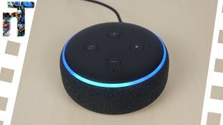 Neu und besser? | niceView: Amazon Echo Dot (3. Generation) Review/Vergleich [4K]