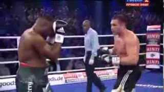 Kubrat Pulev vs Michael Sprott 2/3