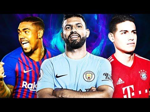 RANKING BARCELONA AGAINST EUROPE'S ELITE! Top 10 Best European teams! | BugaLuis