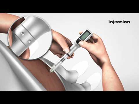 Cum să înțepa stilou insulină în stomac