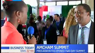 Kenyan SME's to sign trade agreements, US companies eyeing Energy, ICT sector | AMCHAM SUMMIT