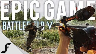 Battlefield 5 EPIC Game