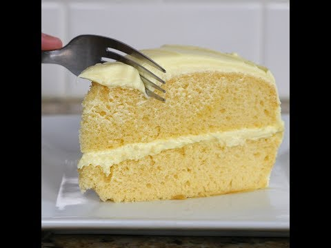 Video Portillo's Lemon Cake is Back