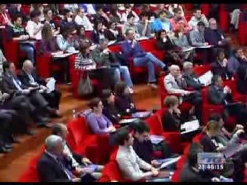 Il servizio di Teletutto sull'Olivetti Day 2013