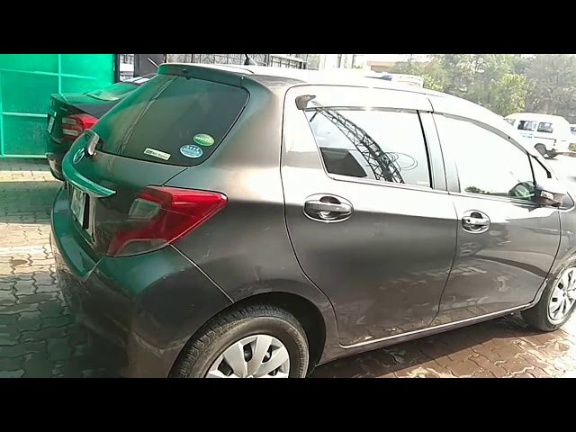 Toyota Vitz 2016 for Sale in Lahore