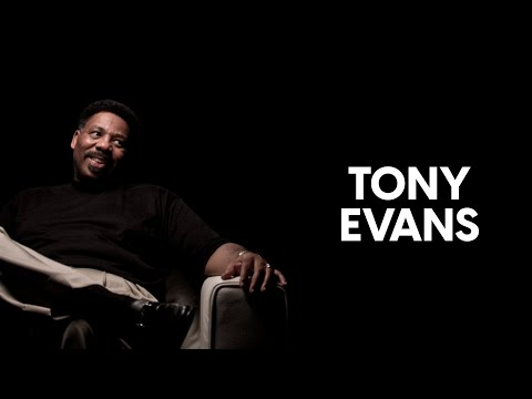 Tony Evans - White Chair Film - I Am Second®