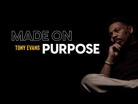 Tony Evans - White Chair Film - I Am Second®