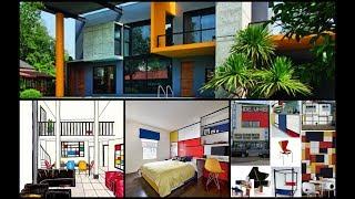 15+ Best Destijl Interior Style Design Ideas