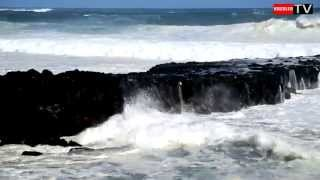preview picture of video 'Paysages de la Réunion [Saint Pierre]'