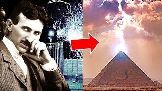 Nikola Tesla & The Great Pyramid of Giza - Lost Ancient Technology & Wireless Energy