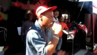 Pro Freestyles with Gift (Leeuwkop Prison Juvenile)