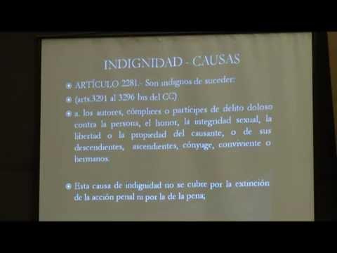 [Curso Completo] Actualización en Derecho Privado (Parte 2: XV° Clase 27/8/2015) Full En Español
