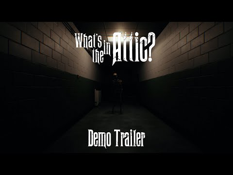What's in the Attic? - Environment Flythrough de What's in the Attic ?