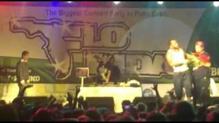 Flo Rida Live in Pune,India. Be on you feat. Ne-yo,Fresh I stay ft. Lil wayne