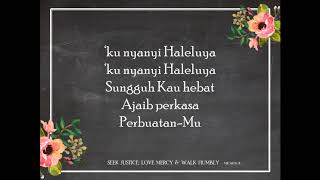 Ku Nyanyi Haleluya By Grezia Epiphania
