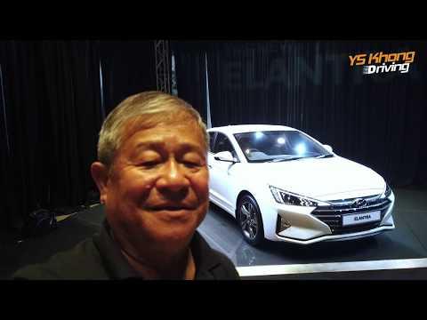 Hyundai Elantra Executive 2019 Launched in Malaysia - RM109,888   YS Khong Driving