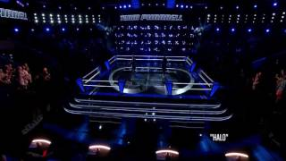 Toia Jones Vs DaNica Shirey - Halo   The Battle   The Voice 2014