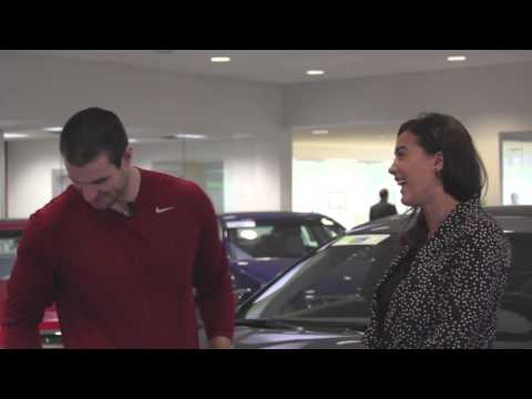 Christian Ponder Interview at Morrie's Cadillac