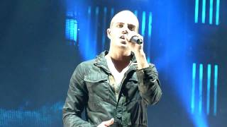 The WANTED - Heart Vacancy (Glasgow 14th Of April)